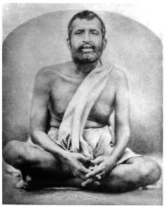 Sri Ramakrishna Paramahamsa source: www.oldindianphotos.in